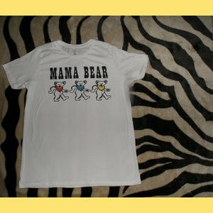 Greatful Dead Mama Bear Music T-Shirt